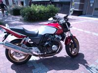 CB 400SF